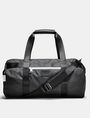 ARMANI EXCHANGE Contrast Zip Sport Duffle Weekender bag Man f