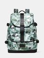 ARMANI EXCHANGE Aerial Camo Backpack Backpack U f
