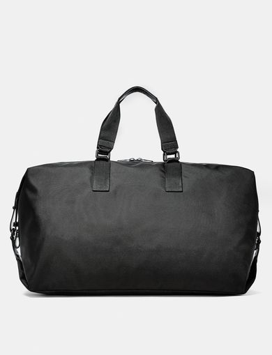 ARMANI EXCHANGE Nylon Logo Duffle Man retro