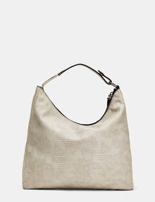 ARMANI EXCHANGE Lizard Mini Hobo Bag Hobo D r