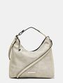 ARMANI EXCHANGE Lizard Mini Hobo Bag Hobo Woman f