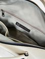 ARMANI EXCHANGE Boxy Lizard Satchel Shoulder bag D d