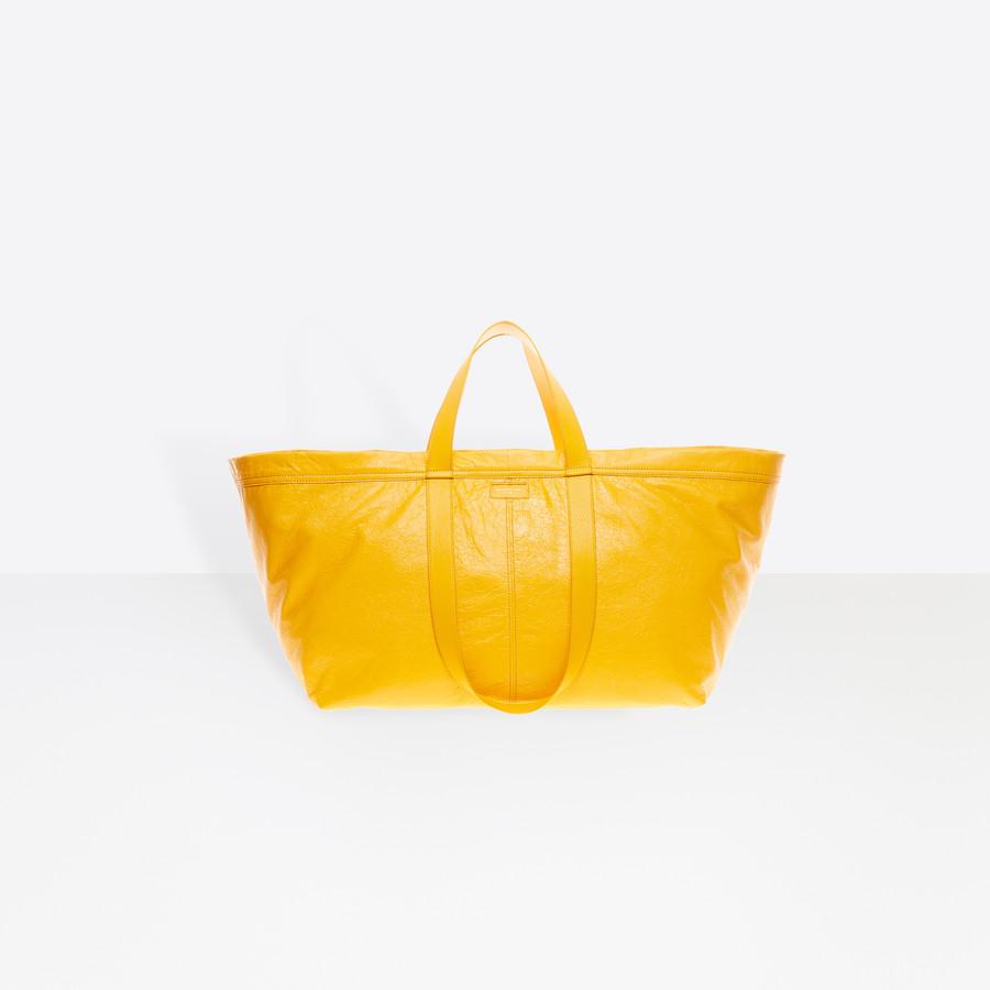 BALENCIAGA Carry Shopper L Arena Others Bag U f