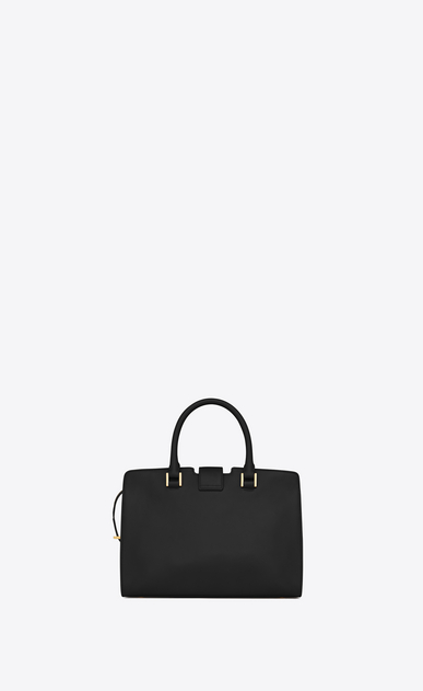 SAINT LAURENT Monogram Baby Cabas Woman baby cabas ysl bag in black leather b_V4