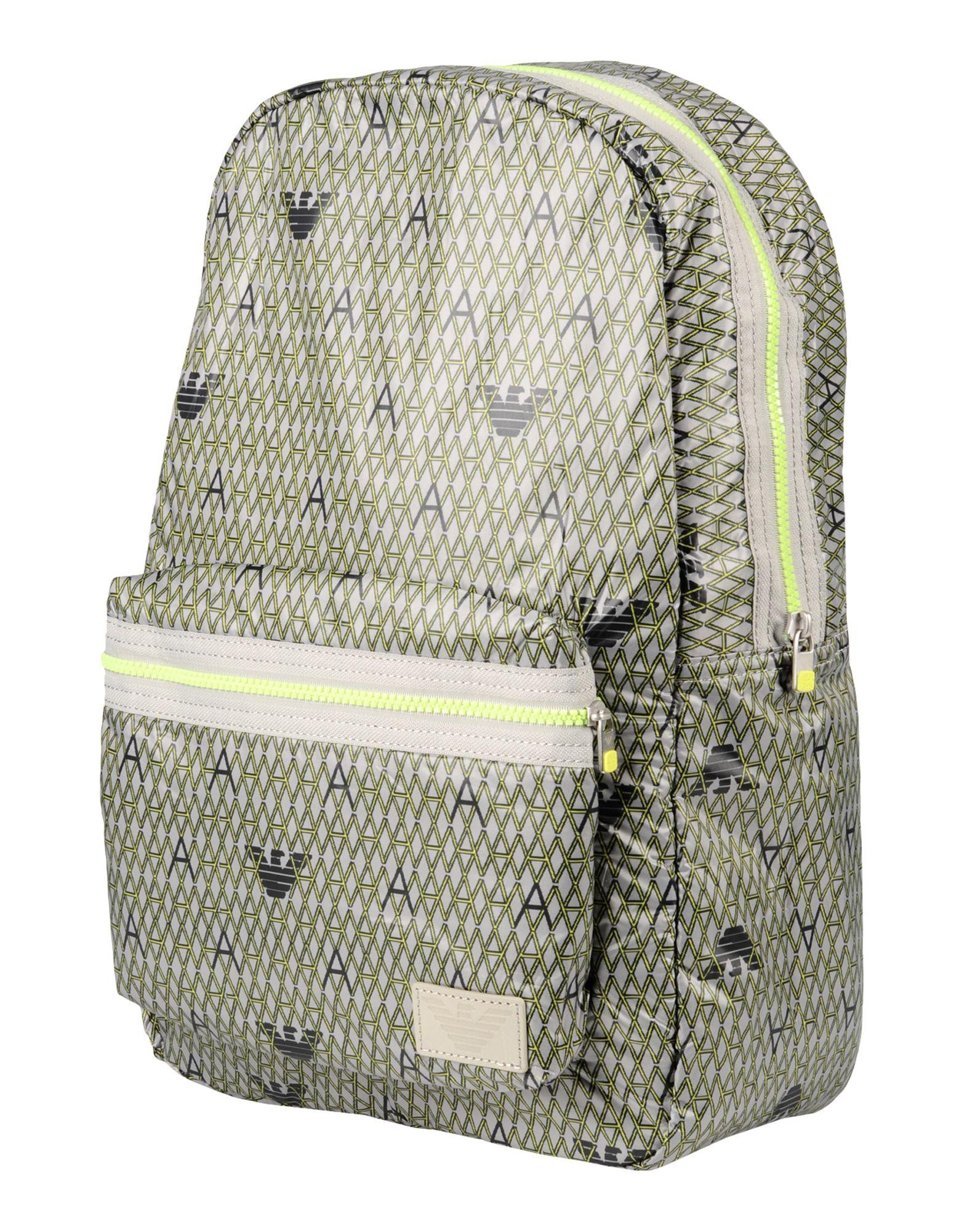 ARMANI JUNIOR Рюкзаки и сумки на пояс armani junior 349238