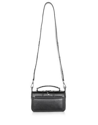 LANVIN BLACK SMALL BOX JIJI BY LANVIN BAG Shoulder bag D r