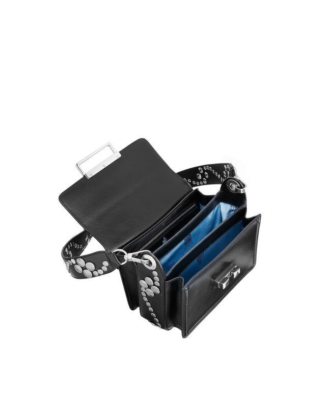 LANVIN BLACK SMALL BOX JIJI BY LANVIN BAG Shoulder bag D d