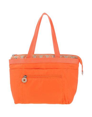 TINTAMAR レディース ハンドバッグ オレンジ 紡績繊維