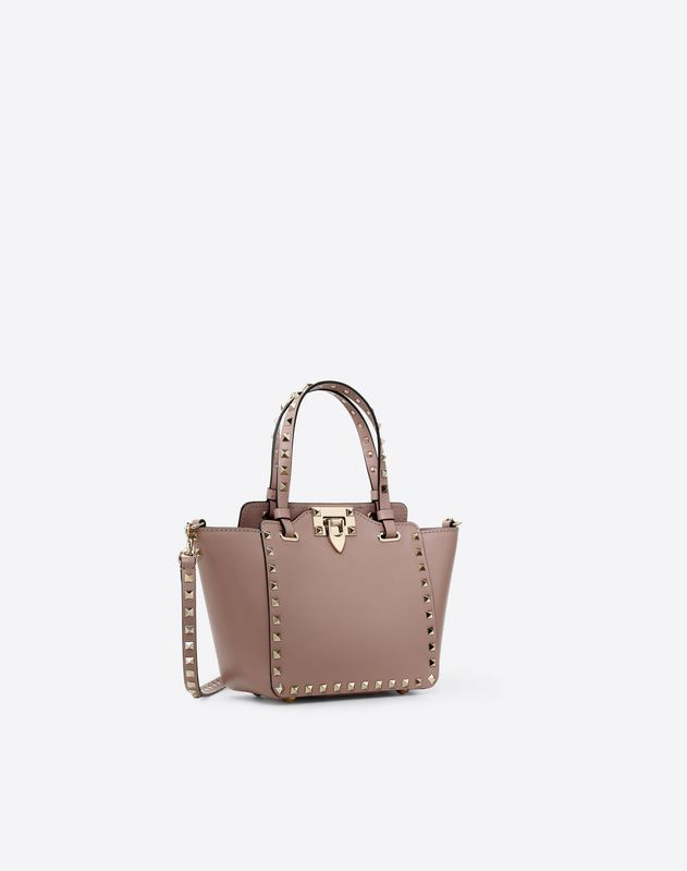 Mini Tote Bag Rockstud