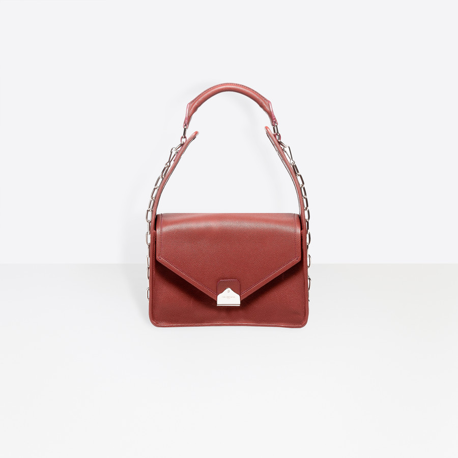 BALENCIAGA Tool Shoulder Flap Tool Woman f