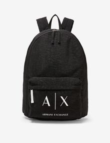 41d222b4162 Armani Exchange NYLON LOGO BACKPACK , Bag for Men   A X ...