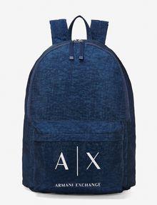 ARMANI EXCHANGE NYLON BACKPACK Backpack Man f