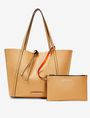 ARMANI EXCHANGE MEDIUM REVERSIBLE TOTE Bag Woman f