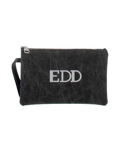 EREDI DEL DUCA レディース ハンドバッグ 鉛色 紡績繊維