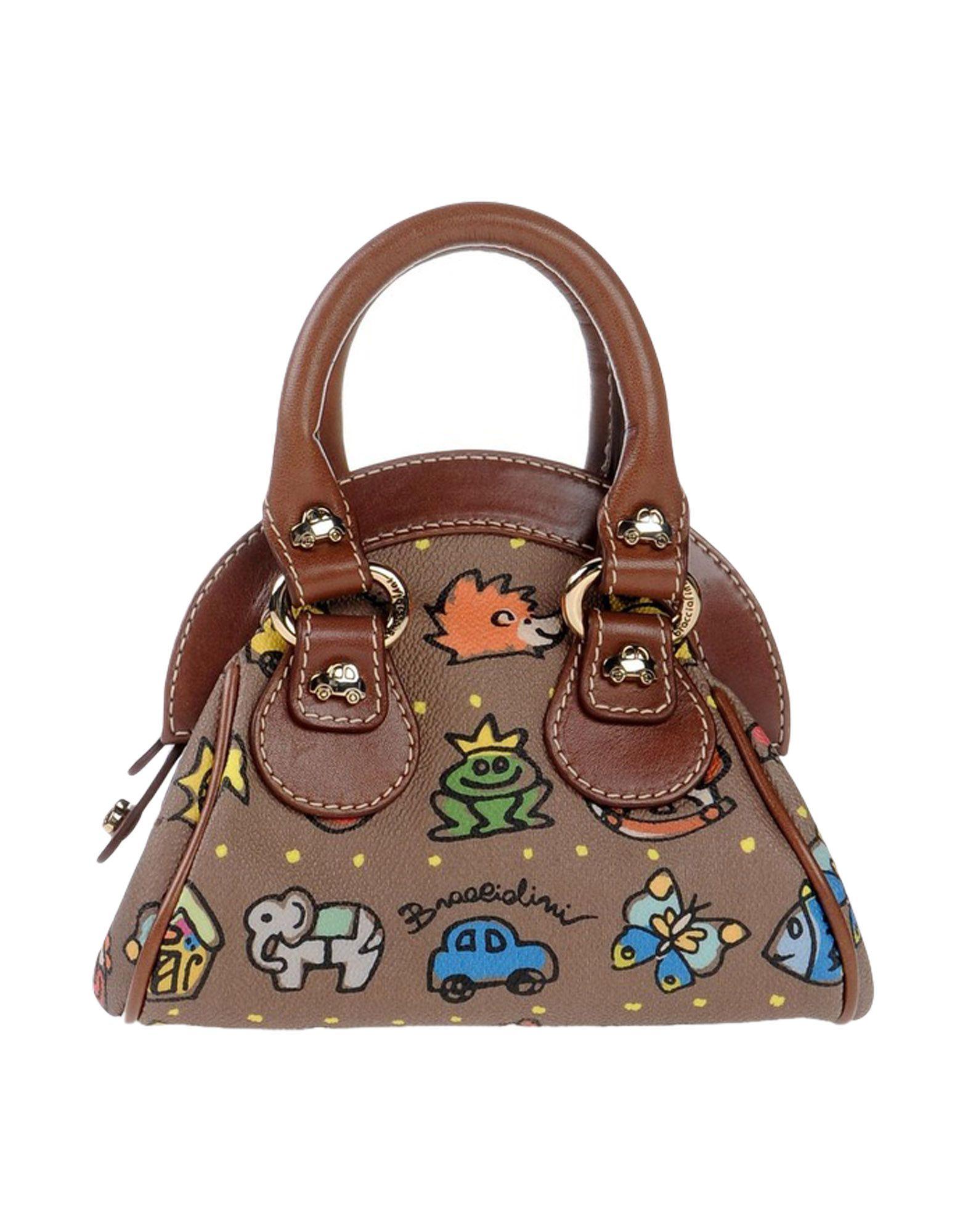 BRACCIALINI Сумка на руку сумка braccialini braccialini br001bwqgb38