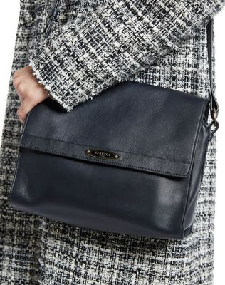 "LANVIN SMALL ""SAC DE VILLE"" Shoulder bag D a"