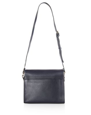 "LANVIN SMALL ""SAC DE VILLE"" Shoulder bag D r"