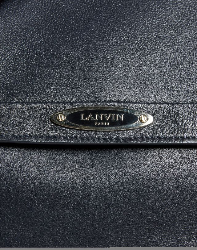 "LANVIN SMALL ""SAC DE VILLE"" Shoulder bag D b"