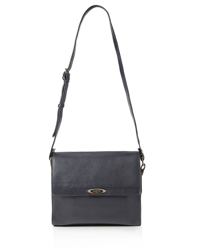 "LANVIN SMALL ""SAC DE VILLE"" Shoulder bag D f"