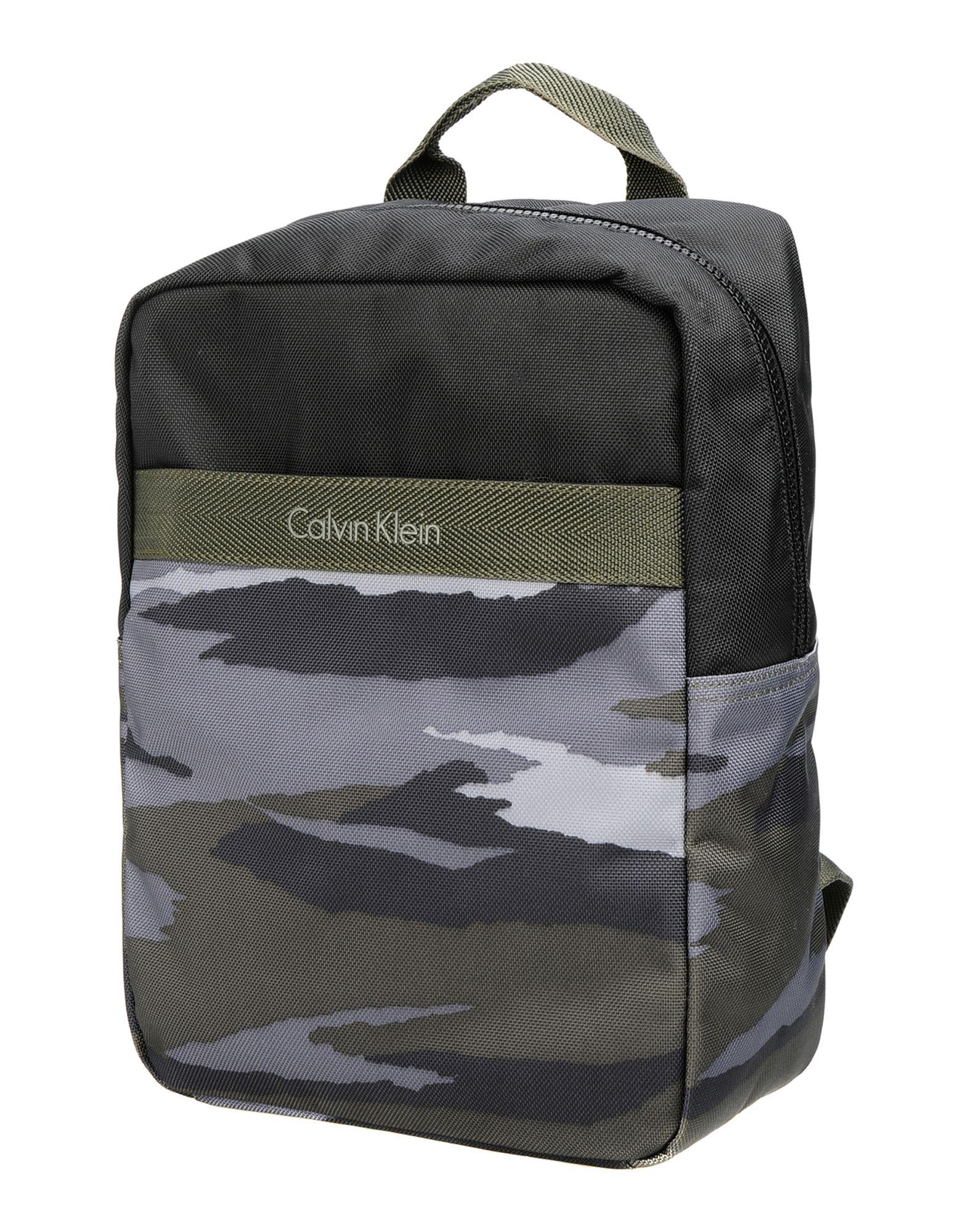 купить CALVIN KLEIN Рюкзаки и сумки на пояс по цене 7750 рублей