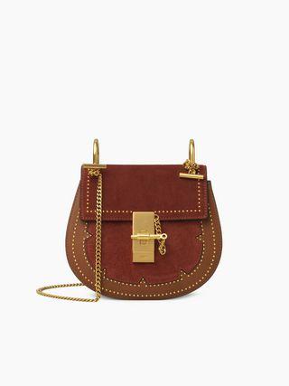 Mini Drew shoulder bag