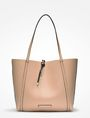 ARMANI EXCHANGE MEDIUM REVERSIBLE TOTE Bag D a