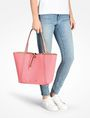 ARMANI EXCHANGE MEDIUM PERFORATED REVERSIBLE TOTE Tote bag Woman r
