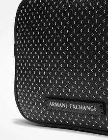 ARMANI EXCHANGE PERFORATED CROSSBODY Bag D a