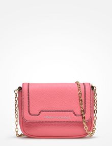 ARMANI EXCHANGE PEBBLED CROSSBODY Crossbody bag D f