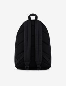 ARMANI EXCHANGE MICRO LOGO PRINT BACKPACK Backpack Man e