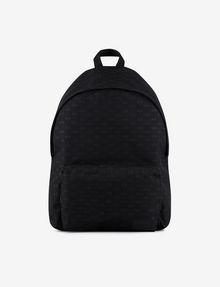ARMANI EXCHANGE MICRO LOGO PRINT BACKPACK Backpack Man f