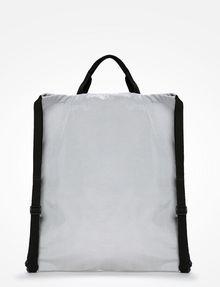 ARMANI EXCHANGE NYLON DRAWSTRING BAG Backpack Man d