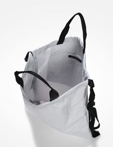 ARMANI EXCHANGE NYLON DRAWSTRING BAG Backpack Man e