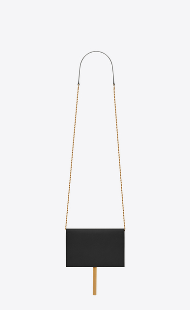 SAINT LAURENT Mini bags Kate Woman kate tassel chain wallet in smooth leather b_V4