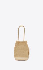 Saint Laurent Small Seau Saint Laurent Bucket Bag In