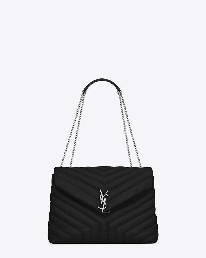 a1f1989a89 722 x 905 www.ysl.com. Saint Laurent Medium Loulou Chain Bag ...