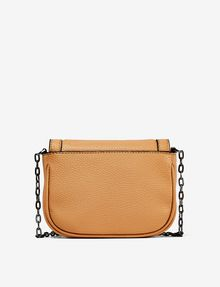 ARMANI EXCHANGE MINI PEBBLE CROSSBODY Bag Woman r