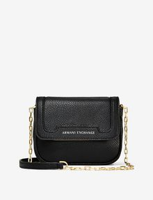 Armani Exchange Mini Pebble Crossbody Bag Pickupinshipping Info F