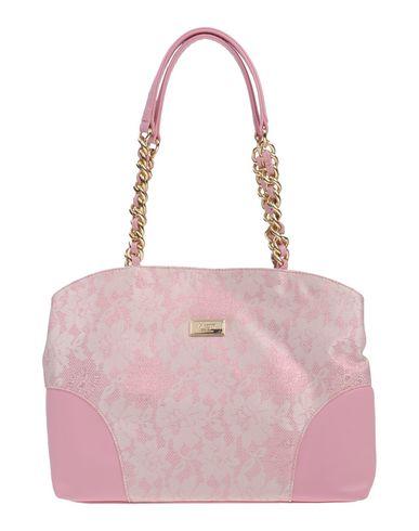 BLUGIRL BLUMARINE レディース ハンドバッグ ピンク 紡績繊維
