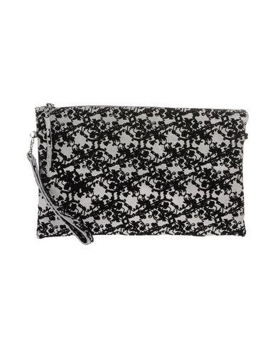 STELE レディース ハンドバッグ ブラック 紡績繊維