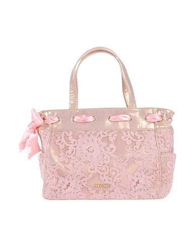 LOLLIPOPS レディース ハンドバッグ ピンク 紡績繊維