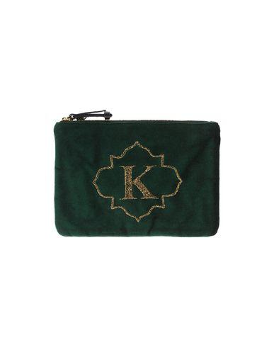 MEHRY MU レディース ハンドバッグ グリーン 紡績繊維 / 革