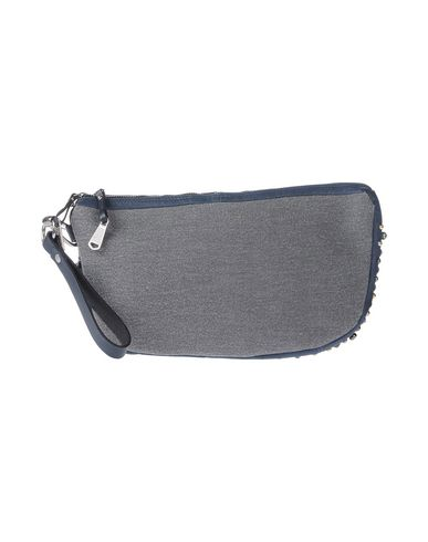 ONE WAY レディース ハンドバッグ グレー 紡績繊維 / 革