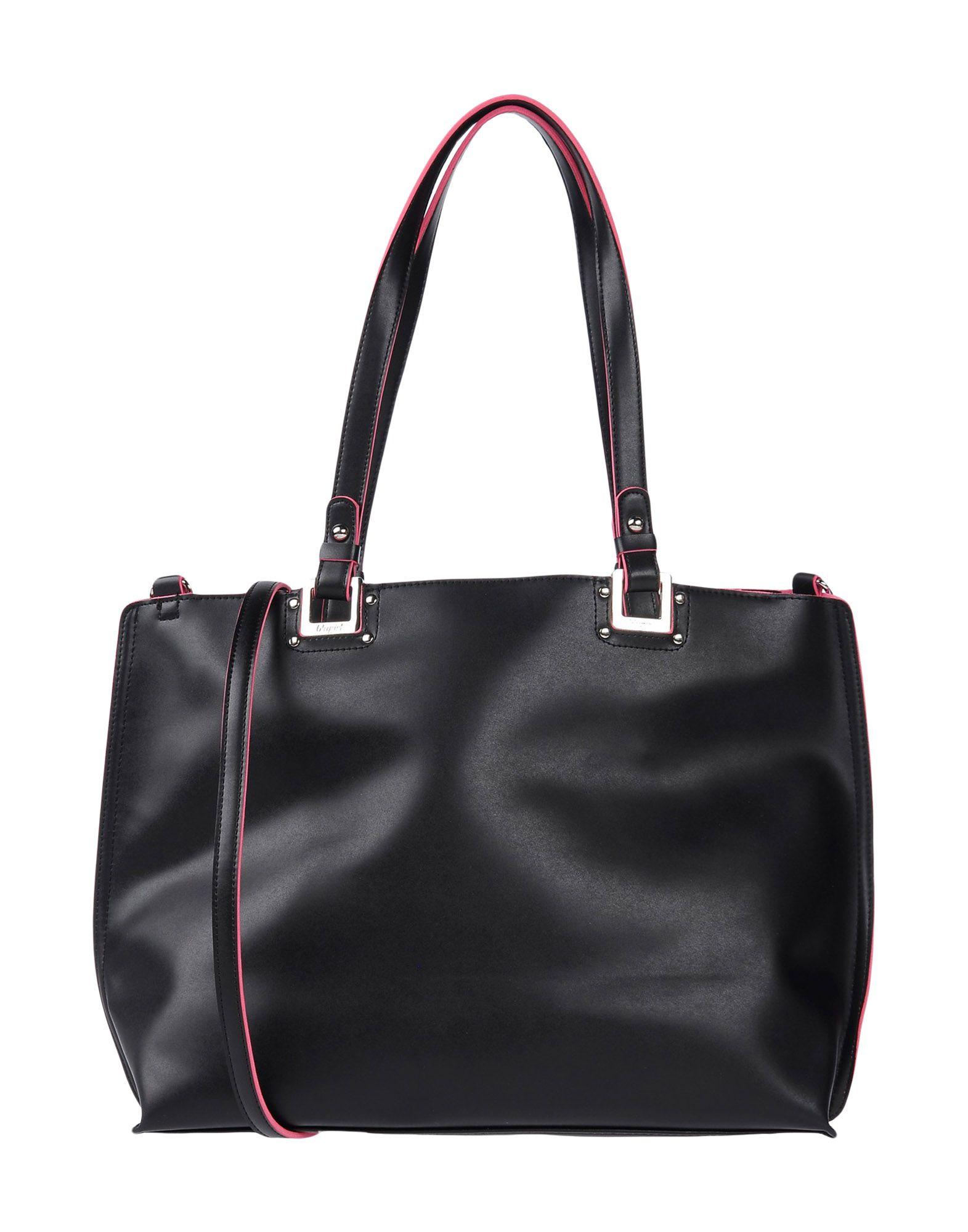 BLUGIRL BLUMARINE Damen Handtaschen Farbe Schwarz Größe 1