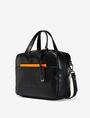 ARMANI EXCHANGE COLORBLOCK ACCENT SATCHEL Bag Woman d