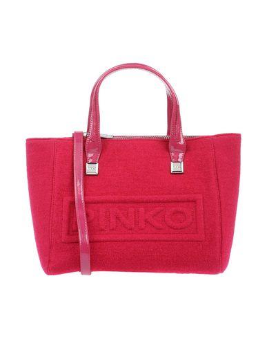 PINKO レディース ハンドバッグ フューシャ ポリエステル 72% / ウール 28%