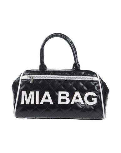 MIA BAG レディース ハンドバッグ ブラック ポリウレタン 100%