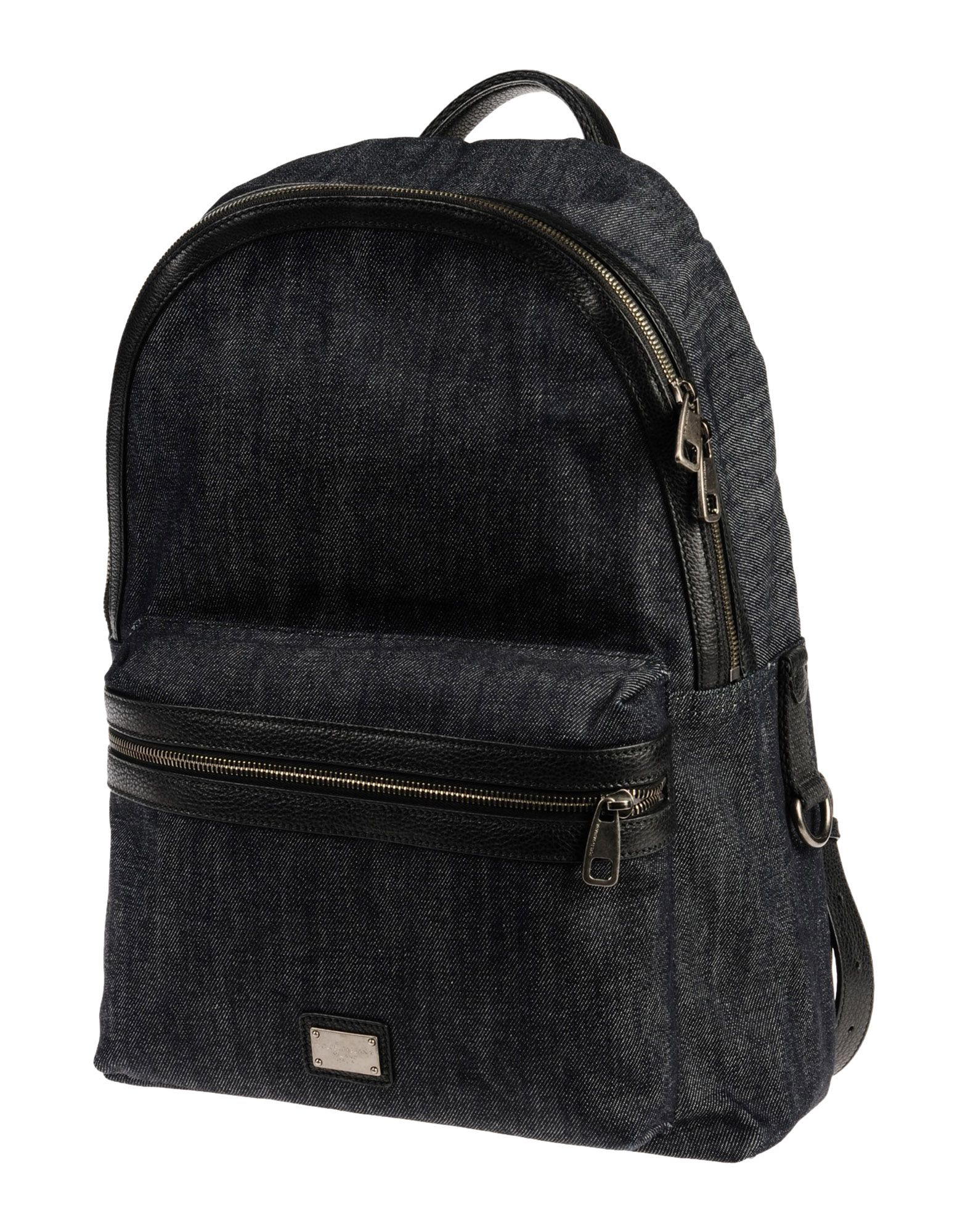 DOLCE & GABBANA Рюкзаки и сумки на пояс новые мужские кожаные рюкзаки мягкие рюкзаки бизнес daypack рюкзак сумки