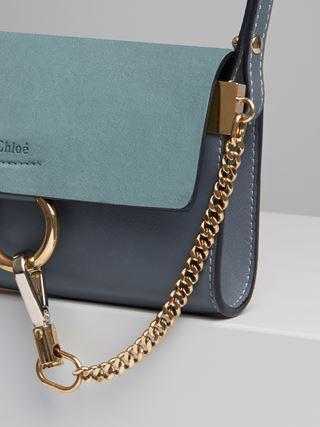 Faye wallet on strap