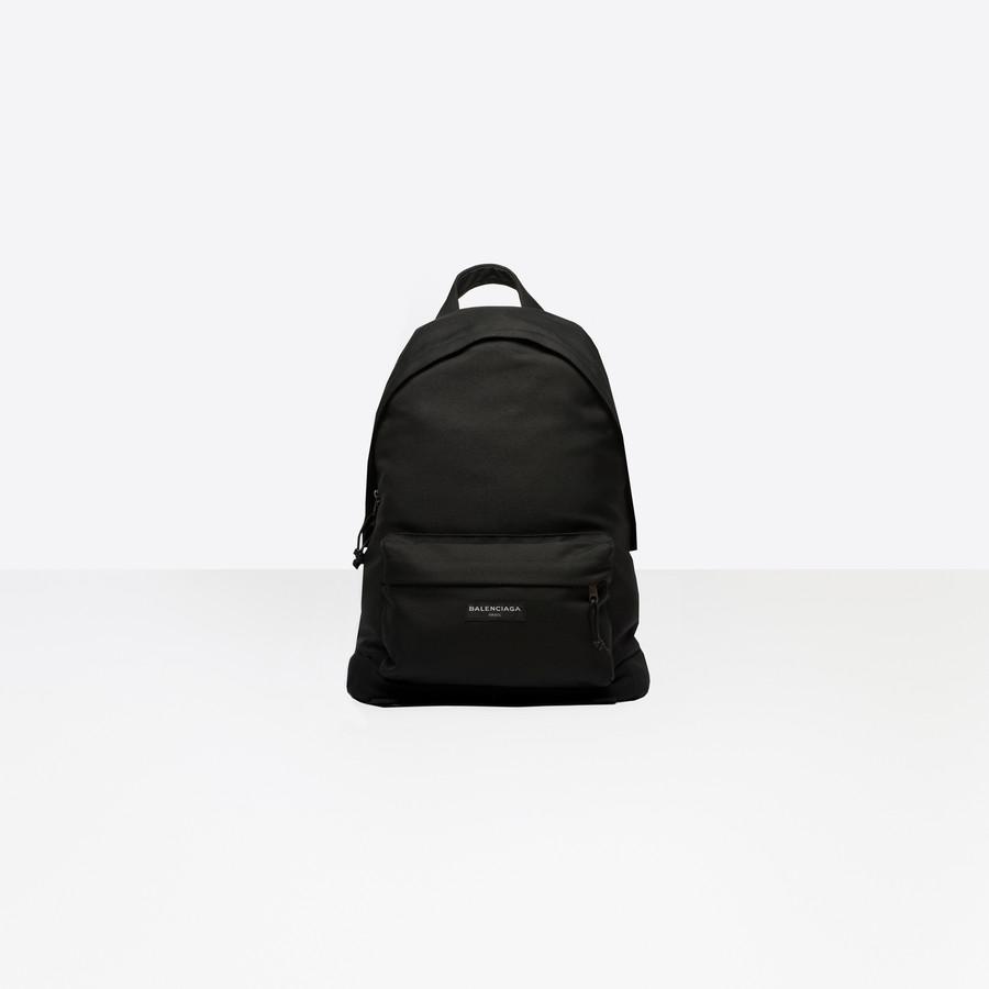 BALENCIAGA Explorer Nylon Backpack Explorer Bags U f